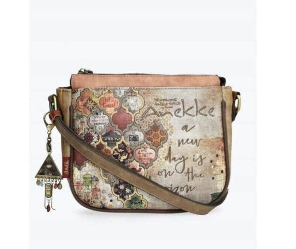 Anekke Egipt -piękna listonoszka z mozaiką. UNIKAT - Lunula Dream Shop