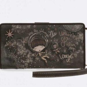 Anekke Universe - duży portfel - nowa kolekcja - Lunula Dream Shop