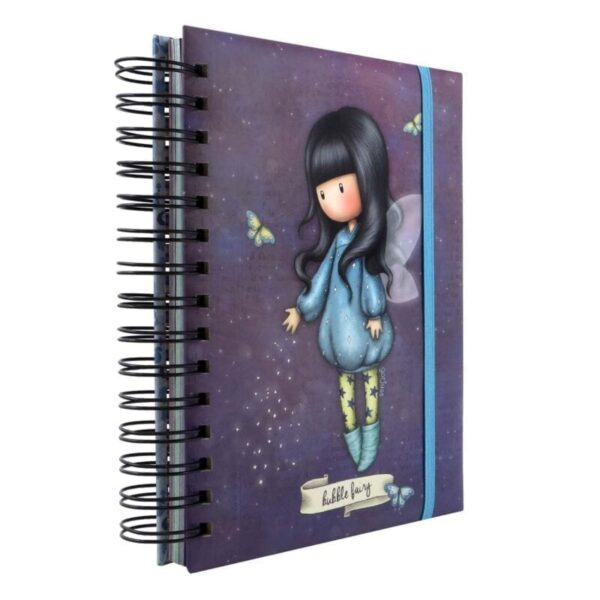 Gorjuss - Bubble Fairy - Organizer Notes Pamiętnik - Lunula Dream Shop
