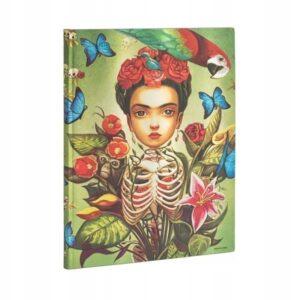 Paperblanks - Notatnik - Frida midi flexi 176str - Lunula Dream Shop