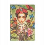 Paperblanks - Notatnik - Frida mini flexi 208 str - Lunula Dream Shop