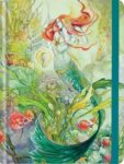 Peter Pauper Press - Notatnik - Syrena-160 stron - Lunula Dream Shop