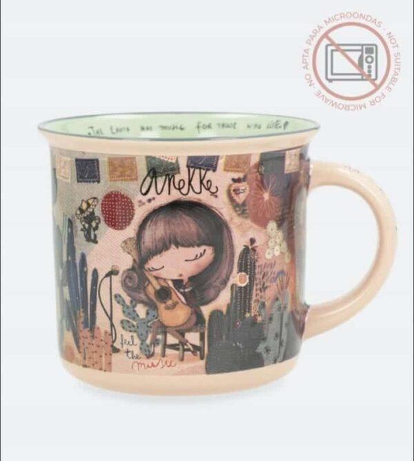 Anekke Ixchel - Kubek - wzór 1 - Lunula Dream Shop