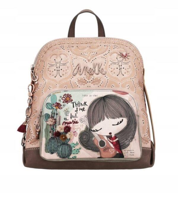 Anekke Ixchel Music- plecak - Nowość na wiosnę! - Lunula Dream Shop