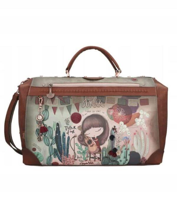 Anekke Ixchel Music- torba podróżna - nowość! - Lunula Dream Shop