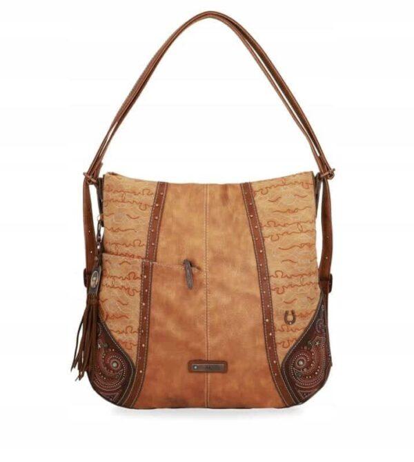 Anekke Arizona - plecak i torba 2 w 1 Dziki Zachód - Lunula Dream Shop