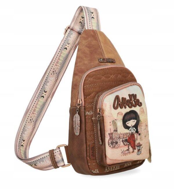 Anekke Arizona - plecak z kowbojką