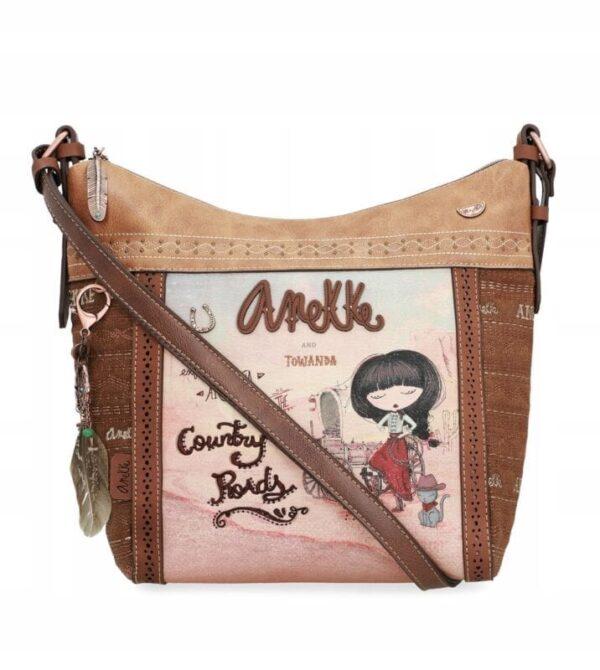 Anekke Arizona - zgrabna torebka z kowbojką 07 - Lunula Dream Shop