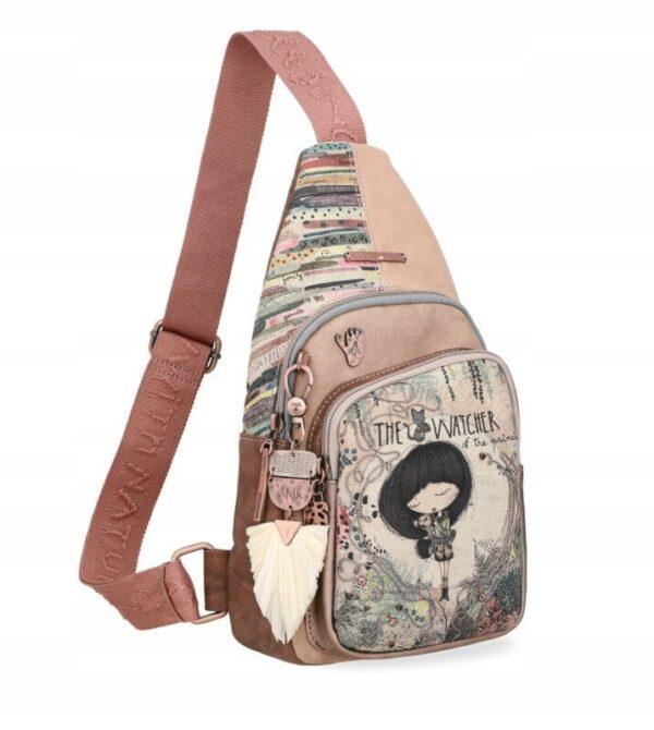 Anekke Jungle - plecak na ramię - Lunula Dream Shop
