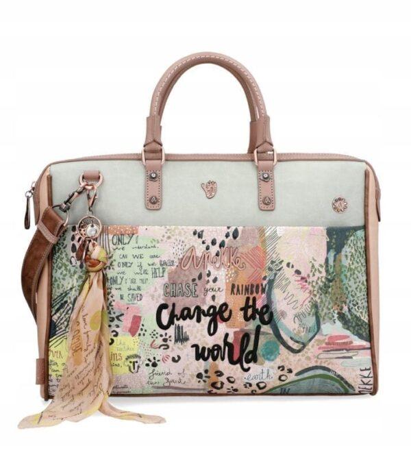 Anekke Jungle - solidna torba na laptop - Lunula Dream Shop