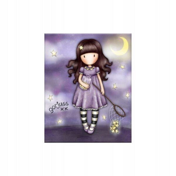 Gorjuss - Catch A Star - karteczki samoprzylepne - Lunula Dream Shop