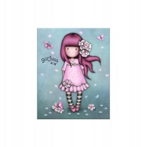 Gorjuss - Cherry Blossom - karteczki samoprzylepne - Lunula Dream Shop