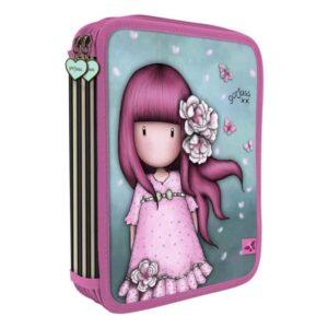 Gorjuss - piórnik z wyposażeniem - Cherry Blossom - Lunula Dream Shop
