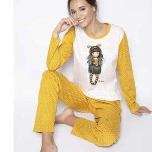 Santoro Gorjuss -Bee Loved - damska pidżama XL - Lunula Dream Shop