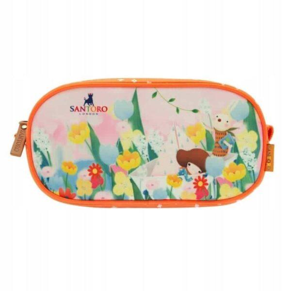 Santoro - Kori Kumi -Dreamboat - rozsuwany piórnik - Lunula Dream Shop