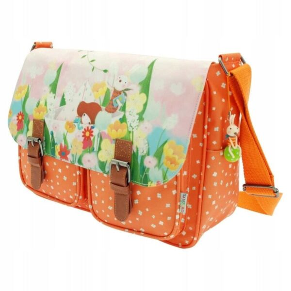Santoro - Kori Kumi -Dreamboat - torba z nadrukiem - Lunula Dream Shop