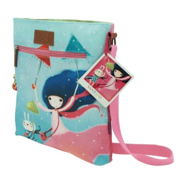 Santoro -Kori Kumi -UnderMyUmbrella -torba na skos - Lunula Dream Shop