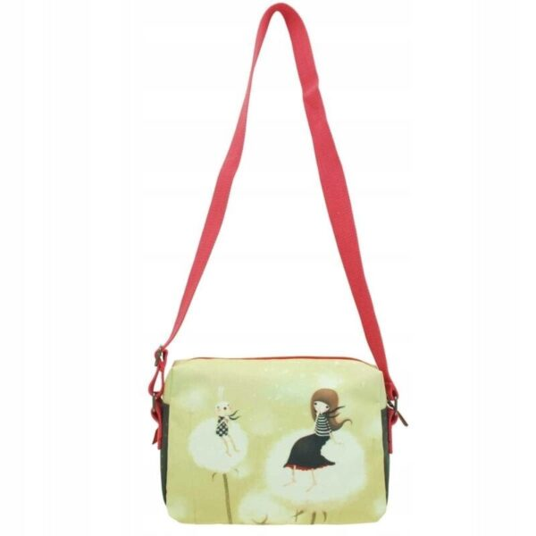 Santoro - Kori Kumi - kisses - torba z nadrukiem - Lunula Dream Shop