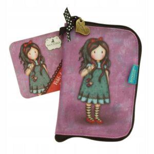Składana torba na zakupy - Gorjuss - Heart Strings - Lunula Dream Shop