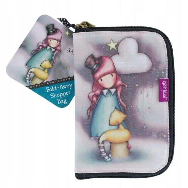 Składana torba na zakupy - Gorjuss - The Dreamer - Lunula Dream Shop