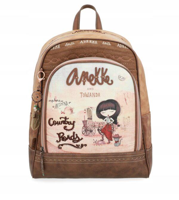 Anekke Arizona - duży plecak szkoła uczelnia - Lunula Dream Shop
