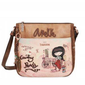 Anekke Arizona - torebka z kowbojką na ramię 12 - Lunula Dream Shop