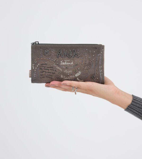 Anekke Iceland Rune - zima 2021- średni portfel - Lunula Dream Shop