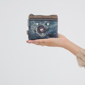 Anekke Iceland - zima 202- portmonetka kosmetyczka - Lunula Dream Shop