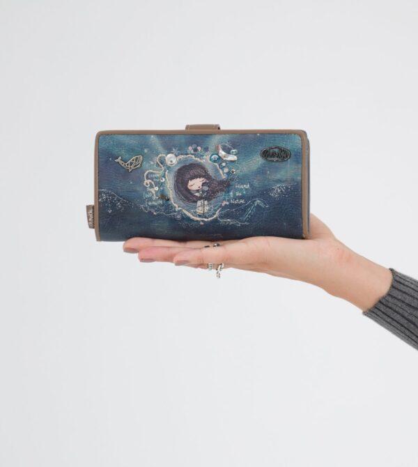 Anekke Iceland - zima 2021- duży portfel - Lunula Dream Shop