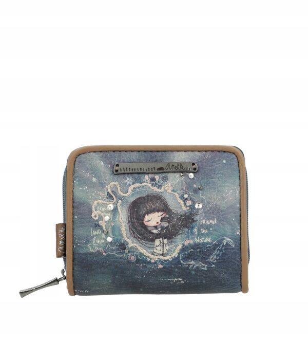 Anekke Iceland -zima 2021- mały portfel - Lunula Dream Shop