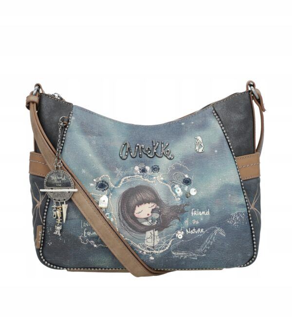 Anekke Iceland -zima 2021-pojemna torebka na ramię - Lunula Dream Shop