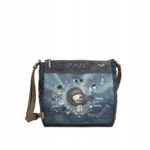 Anekke Iceland -zima 2021-zgrabna torebka na ramię - Lunula Dream Shop