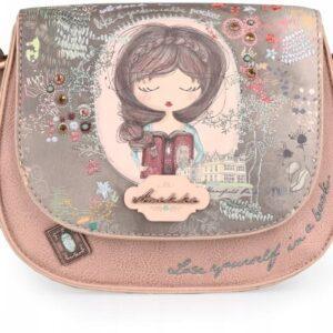 Anekke Jane - unikatowa torebka listonoszka - Lunula Dream Shop