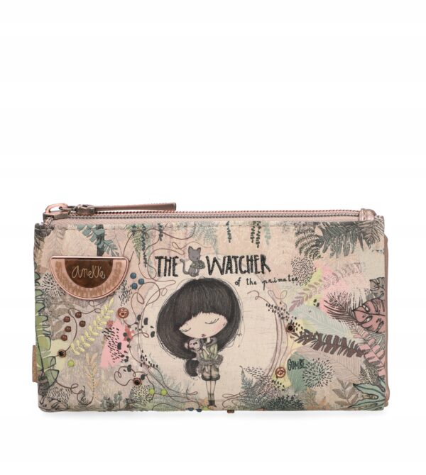 Anekke Jungle - średni portfel - Lunula Dream Shop