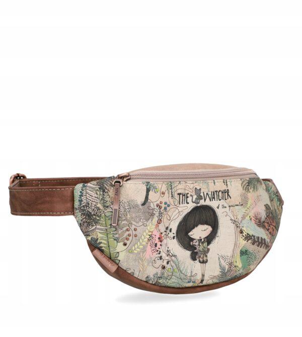 Anekke Jungle - torebka nerka na biodra - Lunula Dream Shop