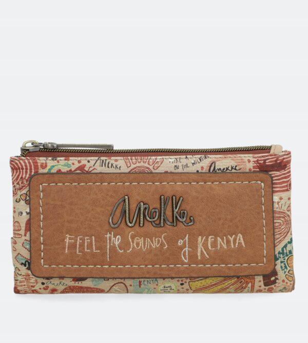 Anekke Kenya - portfel - (07- 906) - Lunula Dream Shop