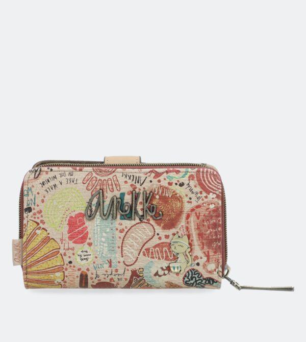 Anekke Kenya - średni portfel (07-909) - Lunula Dream Shop