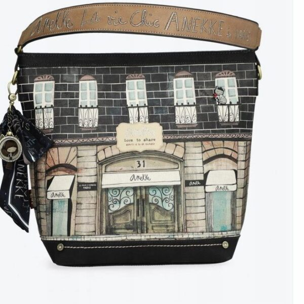 Anekke Le Boutique - duża paryska torebka jesień - Lunula Dream Shop