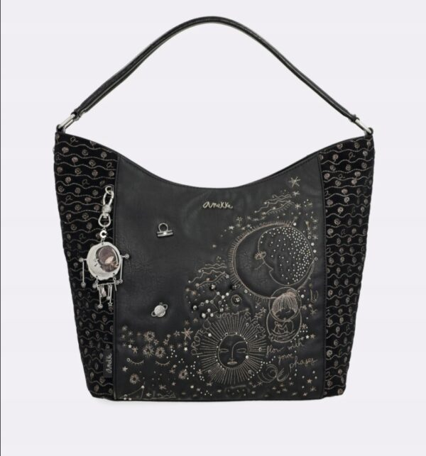 Anekke Universe Spirit - duża torba na ramię - Lunula Dream Shop