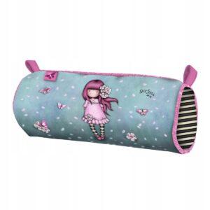 Gorjuss - okrągły piórnik sasetka - Cherry Blossom - Lunula Dream Shop