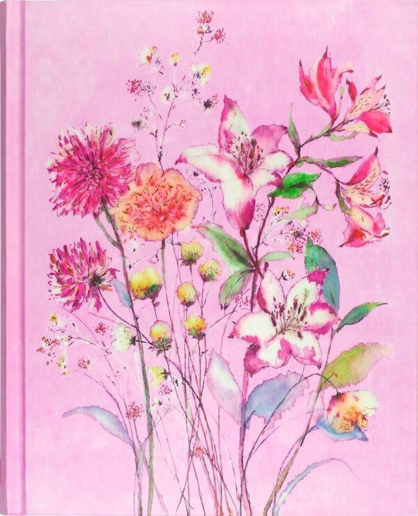Peter Pauper - Dzikie Kwiaty - Notatnik XXL - Lunula Dream Shop