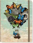 Peter Pauper Press- Czas Leci - Notatnik midi - Lunula Dream Shop