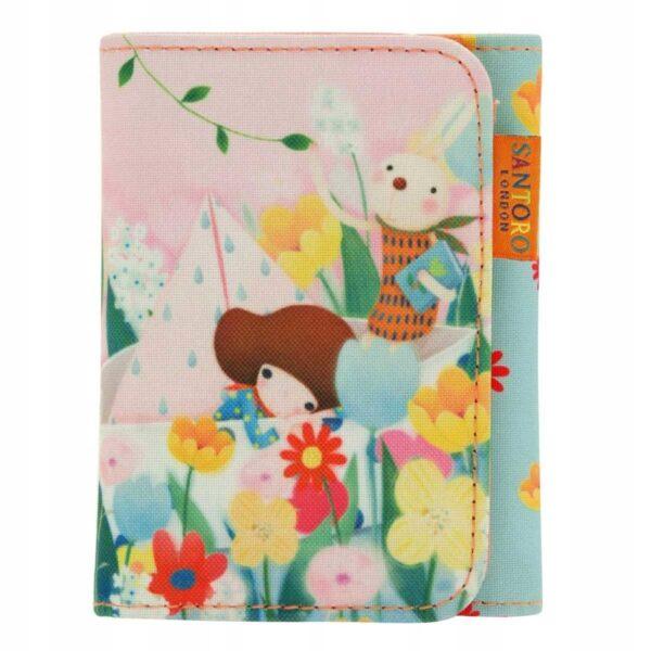 Santoro - Kori Kumi -Dreamboat - mały portfel - Lunula Dream Shop