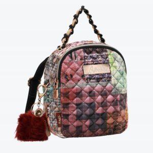 Anekke Couture - aksamitny plecaczek - Lunula Dream Shop