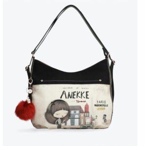 Anekke Couture - paryska torebka plecak 2 w 1 - Lunula Dream Shop