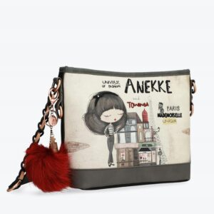 Anekke Couture - paryska torebka z łańcuszkiem - Lunula Dream Shop