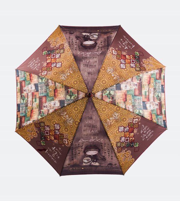 Anekke Egypt Arabesque - parasol XXL UNIKAT - Lunula Dream Shop