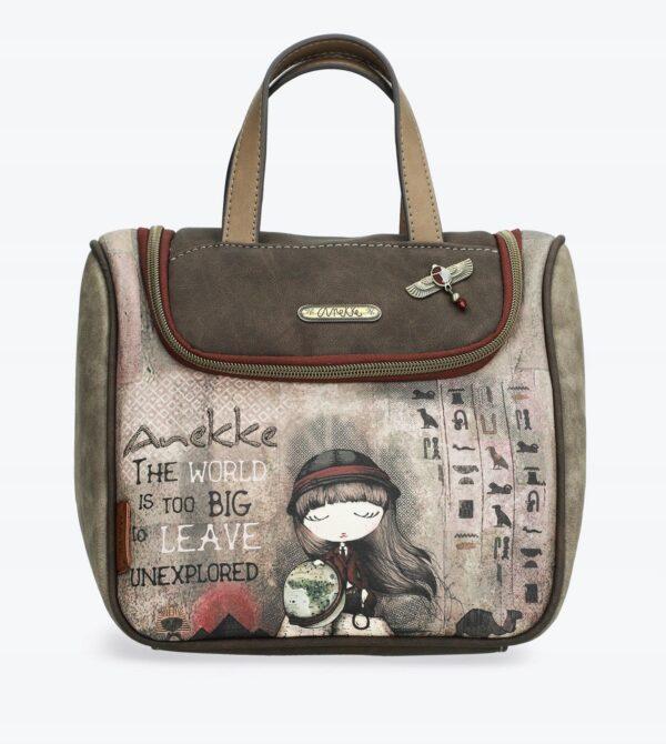 Anekke Egypt - torba na kosmetyki kuferek UNIKAT - Lunula Dream Shop