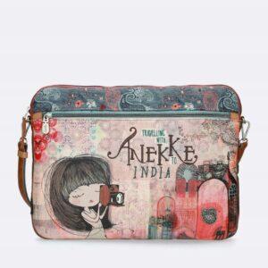 Anekke India - torba na laptop UNIKAT! - Lunula Dream Shop