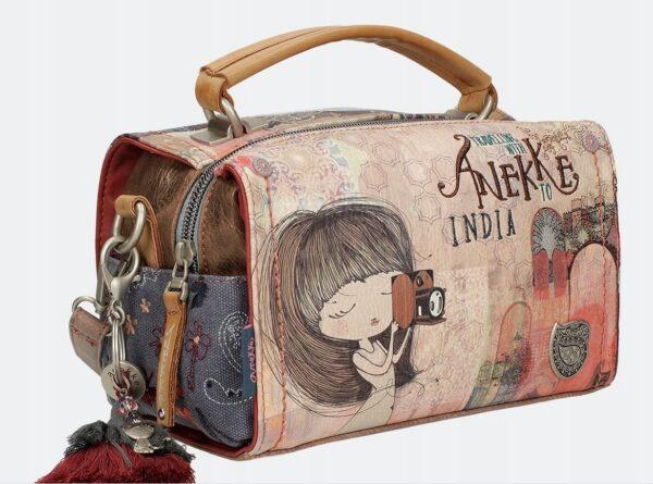 Anekke India - torebka kuferek do ręki UNIKAT - Lunula Dream Shop
